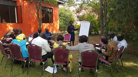 Norah Bwaya Governance